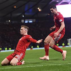 Aberdeen v Rangers, Betfred Scottish League Cup Semi-Final, 28 October 2018
