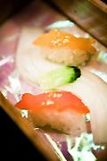 Nijyo-en sushi restaurant.
