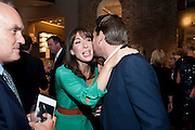 NICHOLAS COLERIDGE; SAMANTHA CAMERON; PADDY BYNG,  Vogue Fashion night out.- Alexandra Shulman and Paddy Byng are host a party  to celebrate the launch for FashionÕs Night Out At Asprey. Bond St and afterwards in the street. London. 8 September 2011. <br />  <br />  , -DO NOT ARCHIVE-© Copyright Photograph by Dafydd Jones. 248 Clapham Rd. London SW9 0PZ. Tel 0207 820 0771. www.dafjones.com.<br /> NICHOLAS COLERIDGE; SAMANTHA CAMERON; PADDY BYNG,  Vogue Fashion night out.- Alexandra Shulman and Paddy Byng are host a party  to celebrate the launch for Fashion's Night Out At Asprey. Bond St and afterwards in the street. London. 8 September 2011. <br />  <br />  , -DO NOT ARCHIVE-© Copyright Photograph by Dafydd Jones. 248 Clapham Rd. London SW9 0PZ. Tel 0207 820 0771. www.dafjones.com.