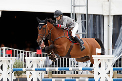 Baryard-Johnsson Malin, SWE, H&M Indiana<br /> De Kraal International -Zandhoven 2018<br /> © Hippo Foto - Dirk Caremans<br /> 26/08/2018