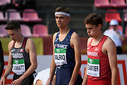 Quentin Malriq (FRA) comptes in 1500 Metres Men during the IAAF World U20 Championships 2018 at Tampere in Finland, Day 1, on July 10, 2018 - Photo Julien Crosnier / KMSP / ProSportsImages / DPPI