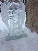Ice Sculture Winnipeg
