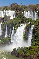 CATARATAS DEL IGUAZU, PARQUE NACIONAL IGUAZU, PROVINCIA DE MISIONES, ARGENTINA (© MARCO GUOLI - ALL RIGHTS RESERVED)