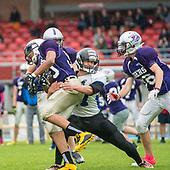 Thun Tigers vs Luzern Lions U19