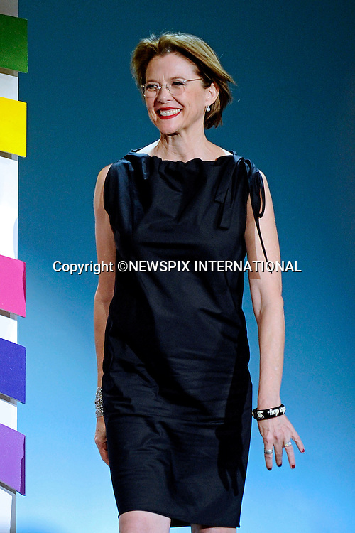 ANNETTE BENING<br /> attends the 61st San Sebastian Film Festival at the Kursaal Palace, San Sebastian, Spain.<br /> Mandatory Credit Photo: &copy;NEWSPIX INTERNATIONAL<br /> <br /> **ALL FEES PAYABLE TO: &quot;NEWSPIX INTERNATIONAL&quot;**<br /> <br /> IMMEDIATE CONFIRMATION OF USAGE REQUIRED:<br /> Newspix International, 31 Chinnery Hill, Bishop's Stortford, ENGLAND CM23 3PS<br /> Tel:+441279 324672  ; Fax: +441279656877<br /> Mobile:  07775681153<br /> e-mail: info@newspixinternational.co.uk