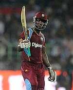 Cricket - India v West Indies 2nd ODI Visakhapatnam