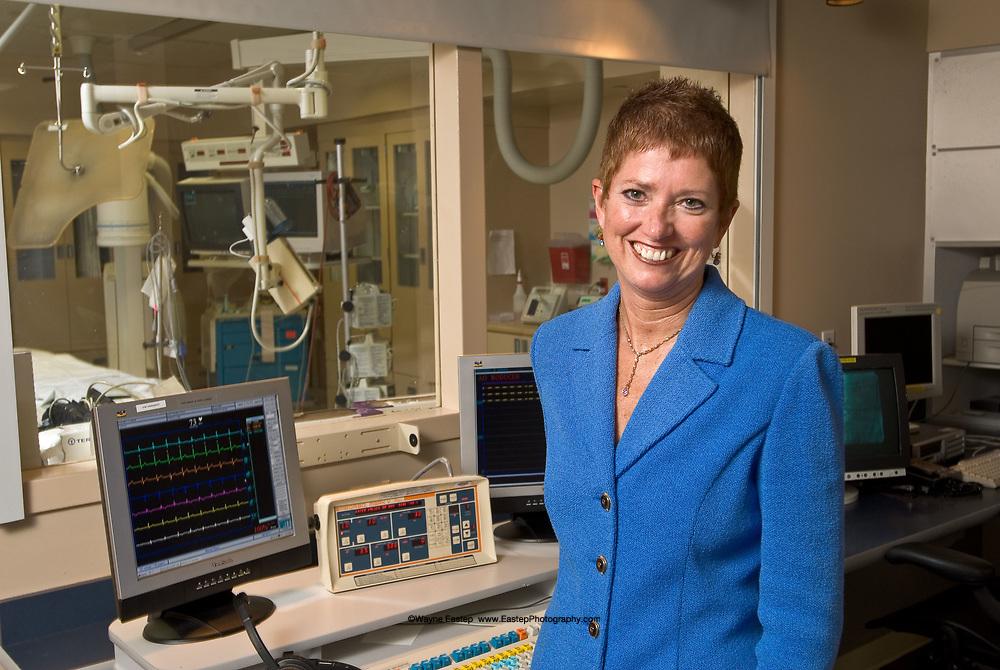 Gwen M. MacKenzie, President & Chief Executive Officer, Sarasota Memorial Health Care System, Sarasota, Florida