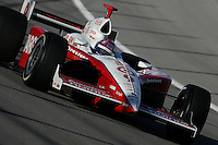 Scott Dixon at the Homestead-Miami Speedway, Toyota Indy 300, March 6, 2005
