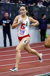 ECAC/IC4A Track and Field Indoor Championships<br /> 1000 meters, Cornell, Annie Taylor