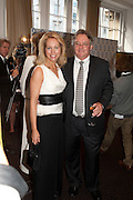 VALERIE PLAME WILSON; JOE WILSON, Gala screening of COUNTDOWN TO ZERO, Bafta. Piccadilly. London. 21 June 2011. <br /> <br />  , -DO NOT ARCHIVE-© Copyright Photograph by Dafydd Jones. 248 Clapham Rd. London SW9 0PZ. Tel 0207 820 0771. www.dafjones.com.