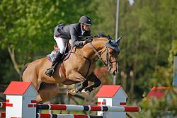 Hendrickx Dominique (BEL) - AN Sidec<br /> CSIO Lummen 2008<br /> Photo © Hippo Foto
