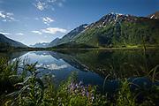 Tern Lake, Kenai Peninsula, Alaska, USA<br /> <br /> Photographer: Christina Sjogren<br /> <br /> Copyright 2018, All Rights Reserved