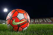 BOEKAREST - 19-08-15, Europa League, Astra GiurGiu - AZ, training, Stadionul Giulesti, bal.