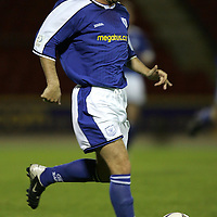 Stephen McConalogue, St Johnstone FC   Season 04-05<br />