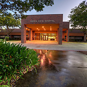 Sierra Vista Hospital, psychiatric services