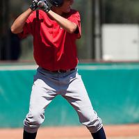 Baseball - MLB European Academy - Tirrenia (Italy) - 20/08/2009 - Eric Segura Gimenez (Spain)