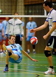 06-10-2012 VOLLEYBAL: SLIEDRECHT SPORT - ABIANT LYCURGUS 2: SLIEDRECHT<br /> Abiant Lycurgus 2 heeft in de Topdivisie Sliedrecht Sport met 1-3 verslagen. De setstanden waren 28-26, 19-25, 21-25 en 20-25 / <br /> ©2012-FotoHoogendoorn.nl