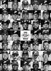 Faces of French All Stars