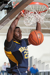 Northeast's Alex Poythress slams two down in the second half. Lafayette hosted Northeast (TN)  Saturday, Jan. 07, 2012 at Lexington Catholic Gym in Lexington.