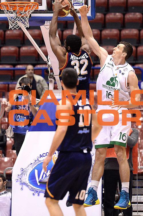 DESCRIZIONE : Milano Coppa Italia Final Eight 2014 Quarti di Finale Acea Virtus Roma Montepaschi di Siena <br /> GIOCATORE : Trevor Mbakwe<br /> CATEGORIA : controcampo schiacciata<br /> SQUADRA : Acea Virtus Roma<br /> EVENTO : Beko Coppa Italia Final Eight 2014<br /> GARA : Acea Virtus Roma Montepaschi di Siena <br /> DATA : 07/02/2014<br /> SPORT : Pallacanestro<br /> AUTORE : Agenzia Ciamillo-Castoria/M.Greco<br /> Galleria : Lega Basket Final Eight Coppa Italia 2014<br /> Fotonotizia : Milano Coppa Italia Final Eight 2014 Quarti di Finale Acea Virtus Roma Montepaschi di Siena <br /> Predefinita :