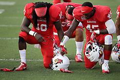2017 Illinois State Redbirds Football photos