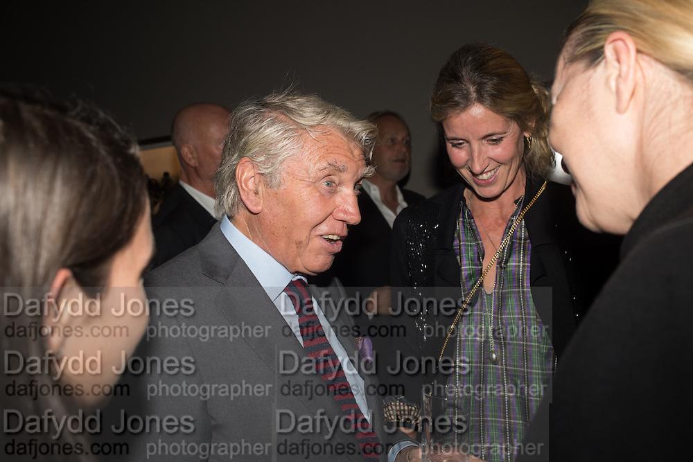 DON MCCULLIN; BELLA POLLEN, Don McCullin: Eighty. Hamiltons, Carlos Place, London. 24 September 2015.