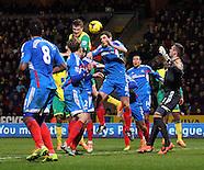 Norwich City v Hull City 180114