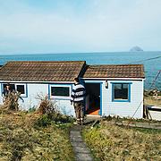 The Hut, April  2015