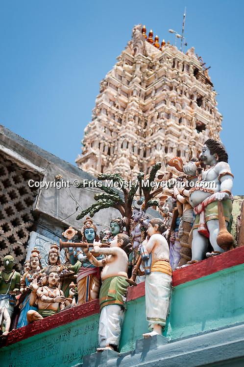 Sri Lanka, September 2011. A Hindu temple near Kandy. Photo by Frits Meyst/Adventure4ever.com