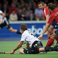 Germany vs England rabo 4 nation