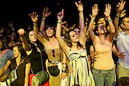 N.E.R.D. fans at 42nd Montreux Jazz Festival, Switzerland.