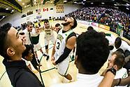 Quinnipiac vs. Vermont Men's Basketball 12/21/17