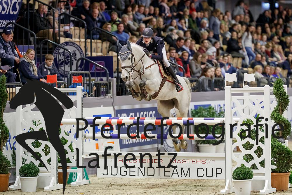 WESTPHAL Luisa (GER), Coralle CR<br /> Neumünster - VR Classics 2018<br /> Mannschaftsspringen Holsteiner Masters Jugend Team Cup<br /> © www.sportfotos-lafrentz.de/Stefan Lafrentz