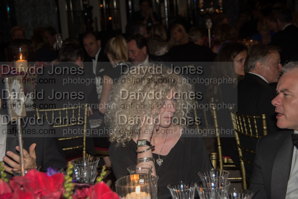 SOPHIE VEATS;  Cartier 25th Racing Awards, the Dorchester. Park Lane, London. 10 November 2015