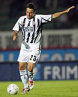 "D'Aversa Roberto (Siena)<br /> Italian ""Serie A"" 2006-07<br /> 14 Oct 2006 (match day 6)<br /> Siena-Messina (3-1)<br /> ""A.Franchi"" Stadium-Siena-Italy<br /> Photographer Luca Pagliaricci INSIDE"