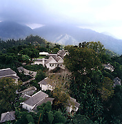Strawberry Hill Hotel Aerial photo - Jamaica