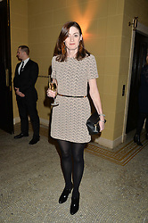 AMANDA BERRY chief executive of the British Academy of Film and Television Arts (Bafta) at a reception to celebrate the Debrett's 500 2015 - a recognition of Britain's 500 most influential people, held at The Club at The Cafe Royal, 68 Regent Street, London on 26th January 2015.