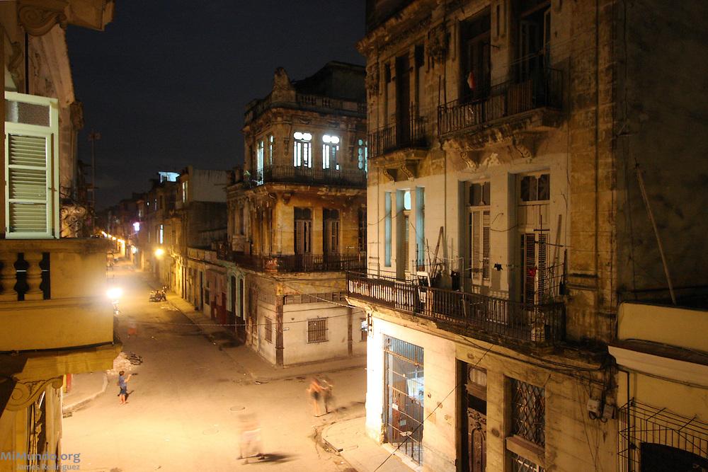 Centro Habana, 2009.