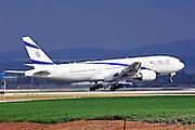 ElAl Israel Airlines Boeing 777-200