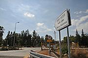 Israel, southern Golan Heights, Kibbutz Mevo Hamma