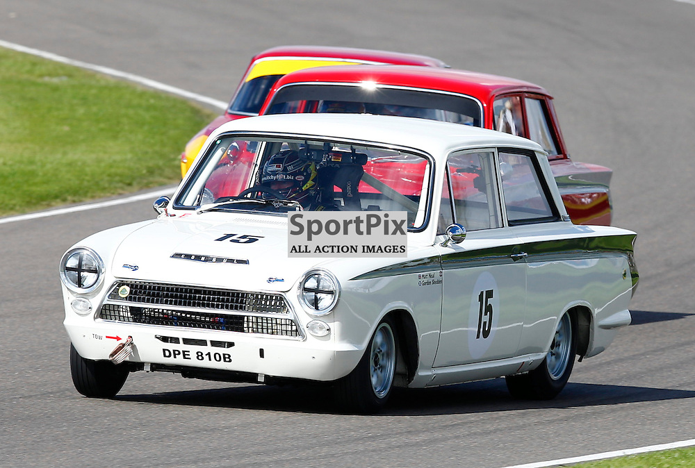 GOODWOOD REVIVAL..... Gordon Sheddon competing in the St.Mary's Trophy race ..(c) STEPHEN LAWSON | SportPix.org.uk
