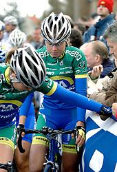 03-04-2006 WIELRENNEN: COURSE DOTTIGNIES: BELGIE<br /> Josephine Groenveld / aa cycling team<br /> ©2006-WWW.FOTOHOOGENDOORN.NL