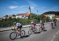 Nik Cemazar of Sava Kranj during cycling race On the streets of Kranj 2016, on July 31, 2016 in Kranj centre, Slovenia. Photo by Vid Ponikvar / Sportida
