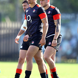Henry Slade of England during the England Rugby training session at  Jonsson Kings Park Stadium,Durban.South Africa. 19,06,2018 Photo by (Steve Haag JMP)