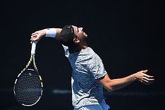 Australian Open 2018 Men's First Round 16 jan 2018