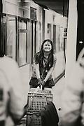 OSLO 2015-02-19: Sporveien vask og verksted på Ryen. FOTO:WERNERJUVIK