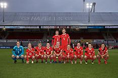 2019-04-04 Wales v Czech Republic