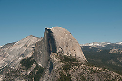 Half Dome, from Glacier Point, Yosemite National Park, California, USA.  Photo copyright Lee Foster.  Photo # california122343
