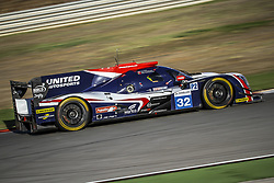 October 20, 2017 - France - 32 UNITED AUTOSPORTS (USA) LIGIER JSP217 GIBSON LMP2 WILLIAM OWEN (USA) HUGO SADELEER (CHE) FILIPE ALBUQUERQUE  (Credit Image: © Panoramic via ZUMA Press)