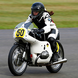GOODWOOD REVIVAL....Maria Costrllo during qualifying for the weekend races...(c) STEPHEN LAWSON | SportPix.org.uk